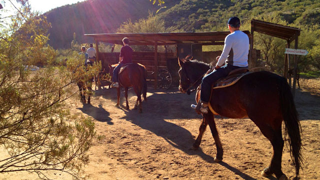 2/Western Destinations Canyon Creek Ranch Tours: Cowboy for a Day
