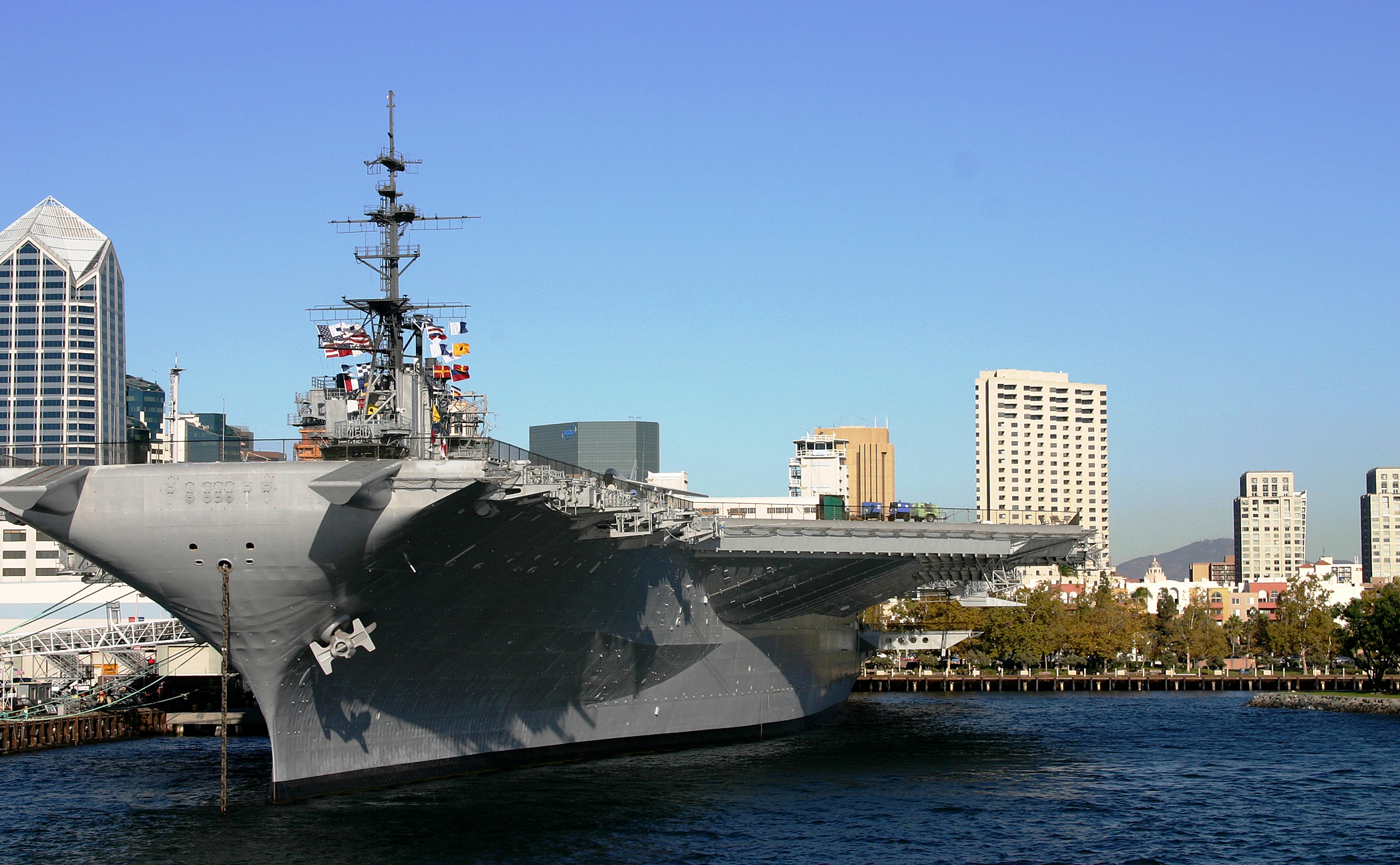 2/U.S.S. Midway Museum