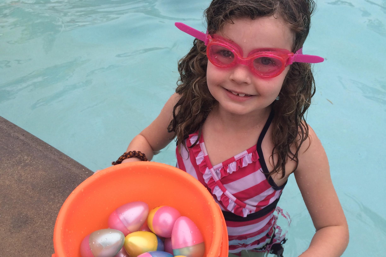 1/H20 Easter egg hunt
