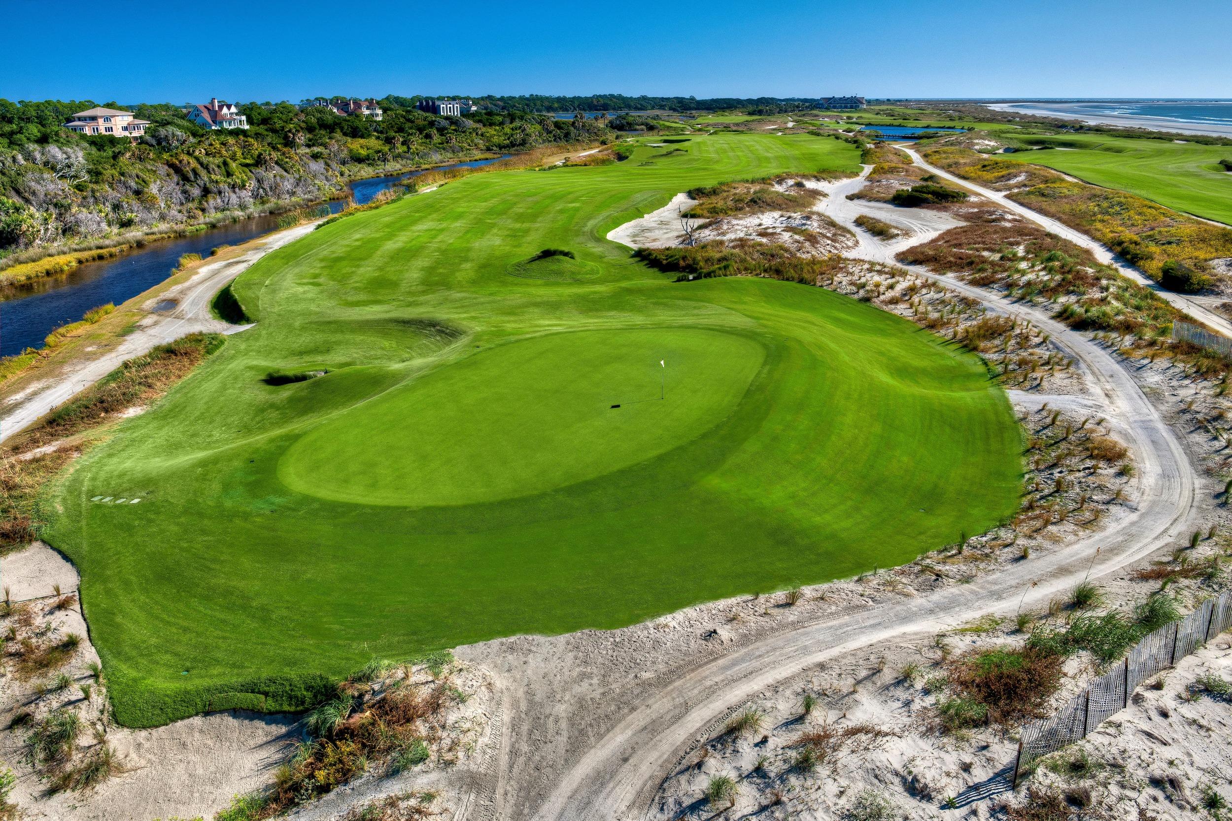 8/Championship golf