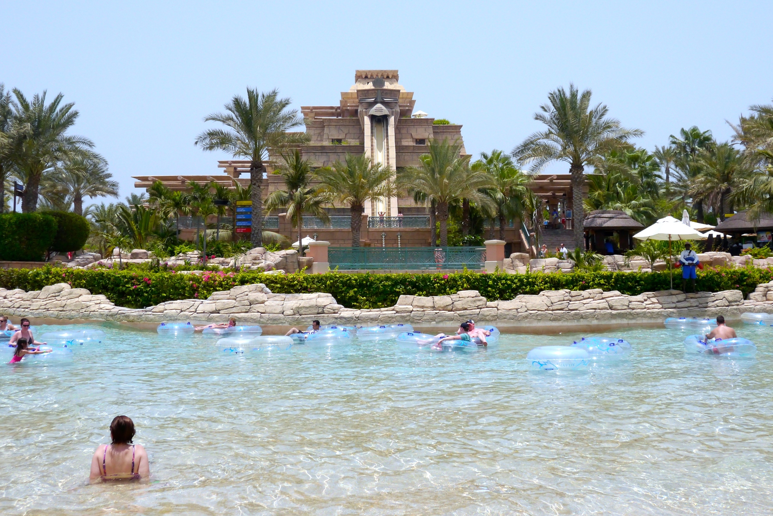 3/Aquaventure Waterpark