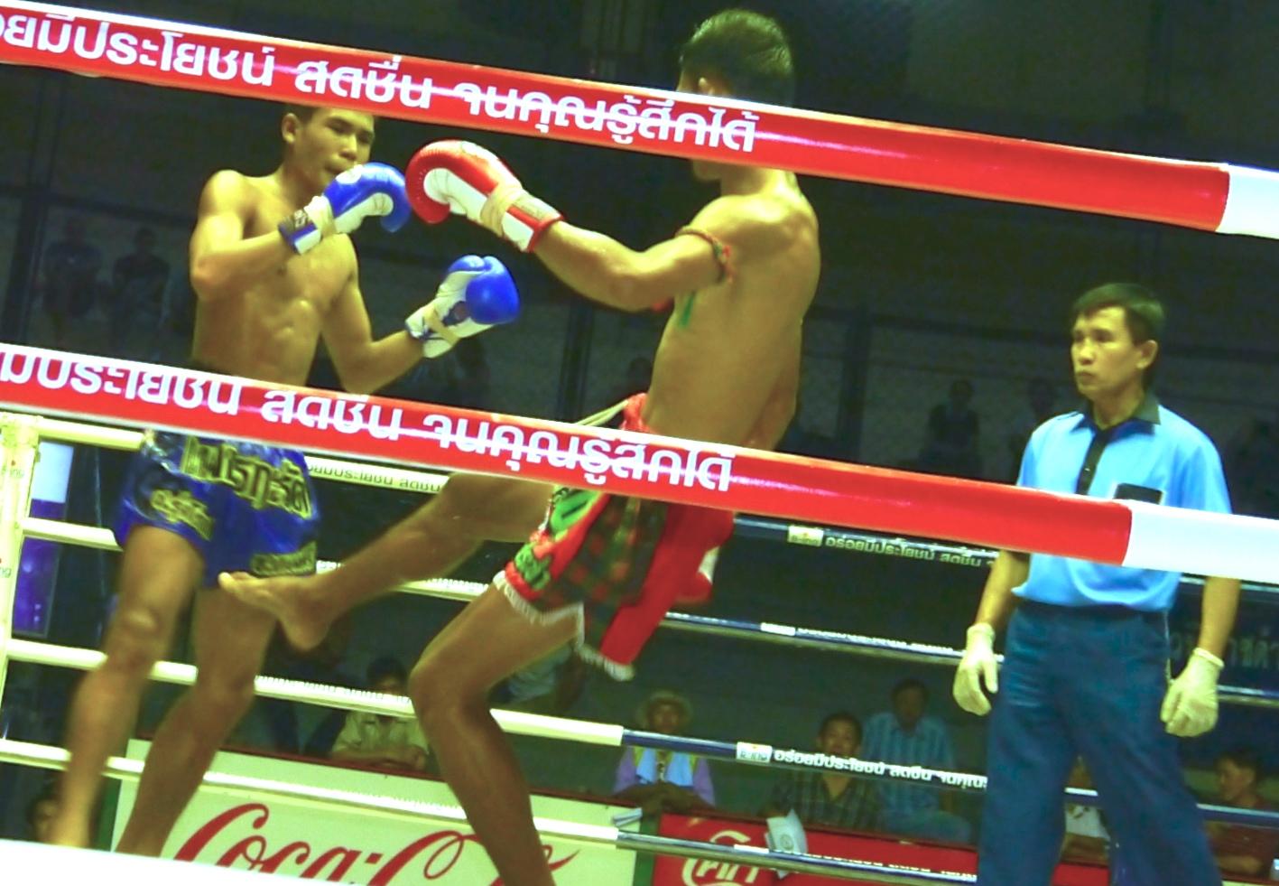 4/Skip overpriced Muay Thai bouts
