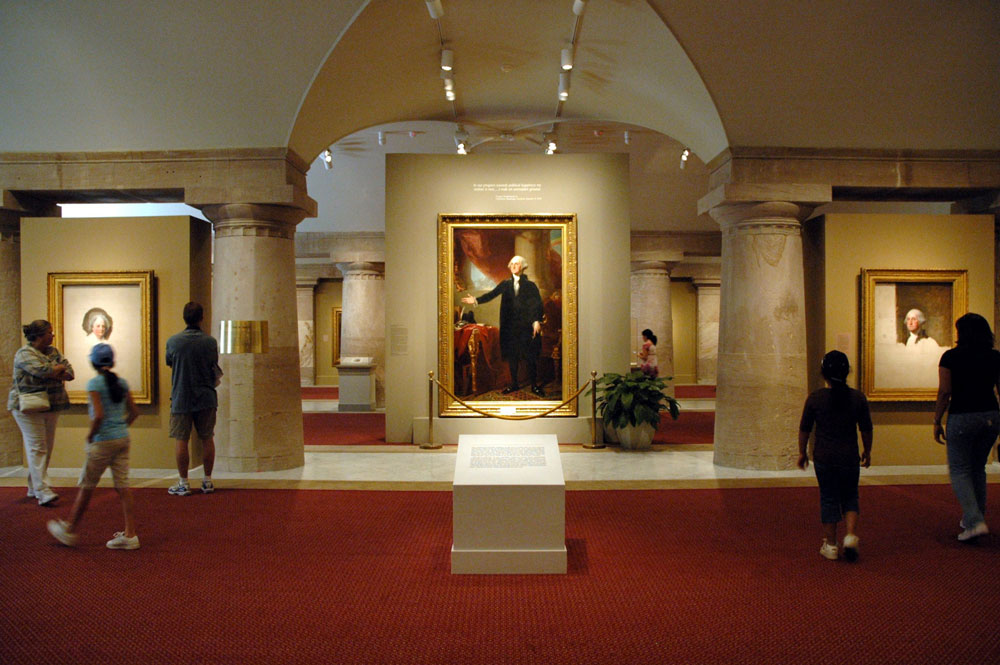 4/National art galleries