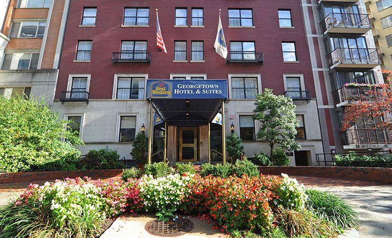 9/Best Western, Georgetown Hotel & Suites