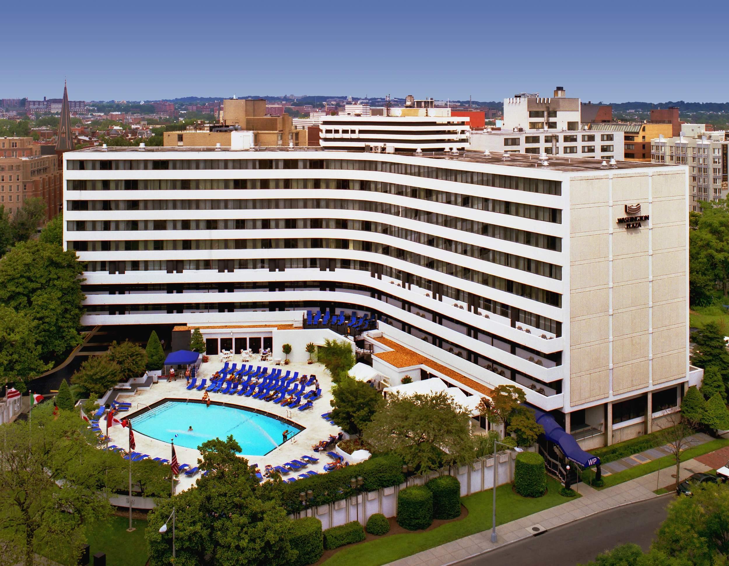 4/Washington Plaza Hotel