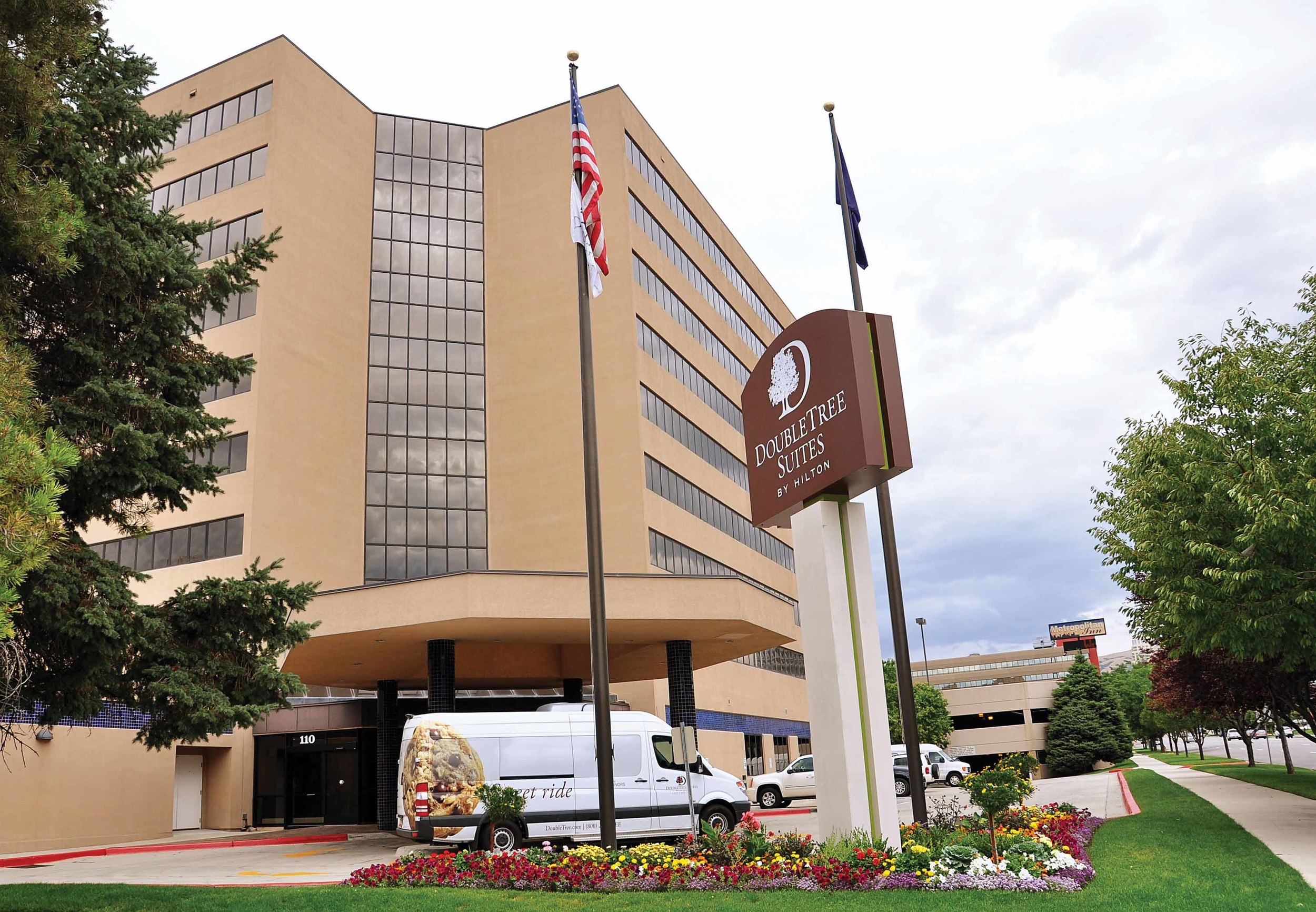 2/DoubleTree Suites by Hilton Salt Lake City Downtown