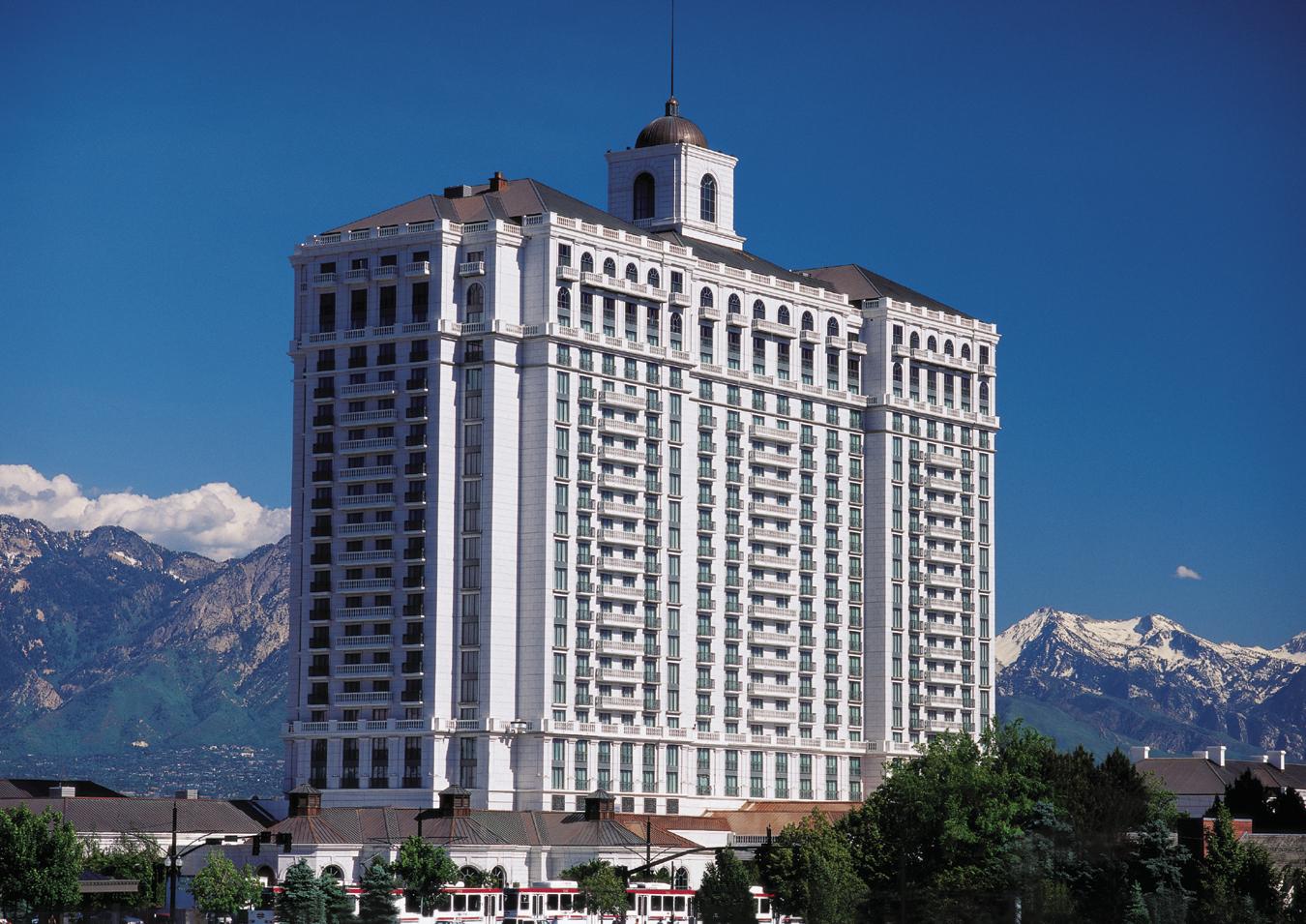 4/The Grand America Hotel