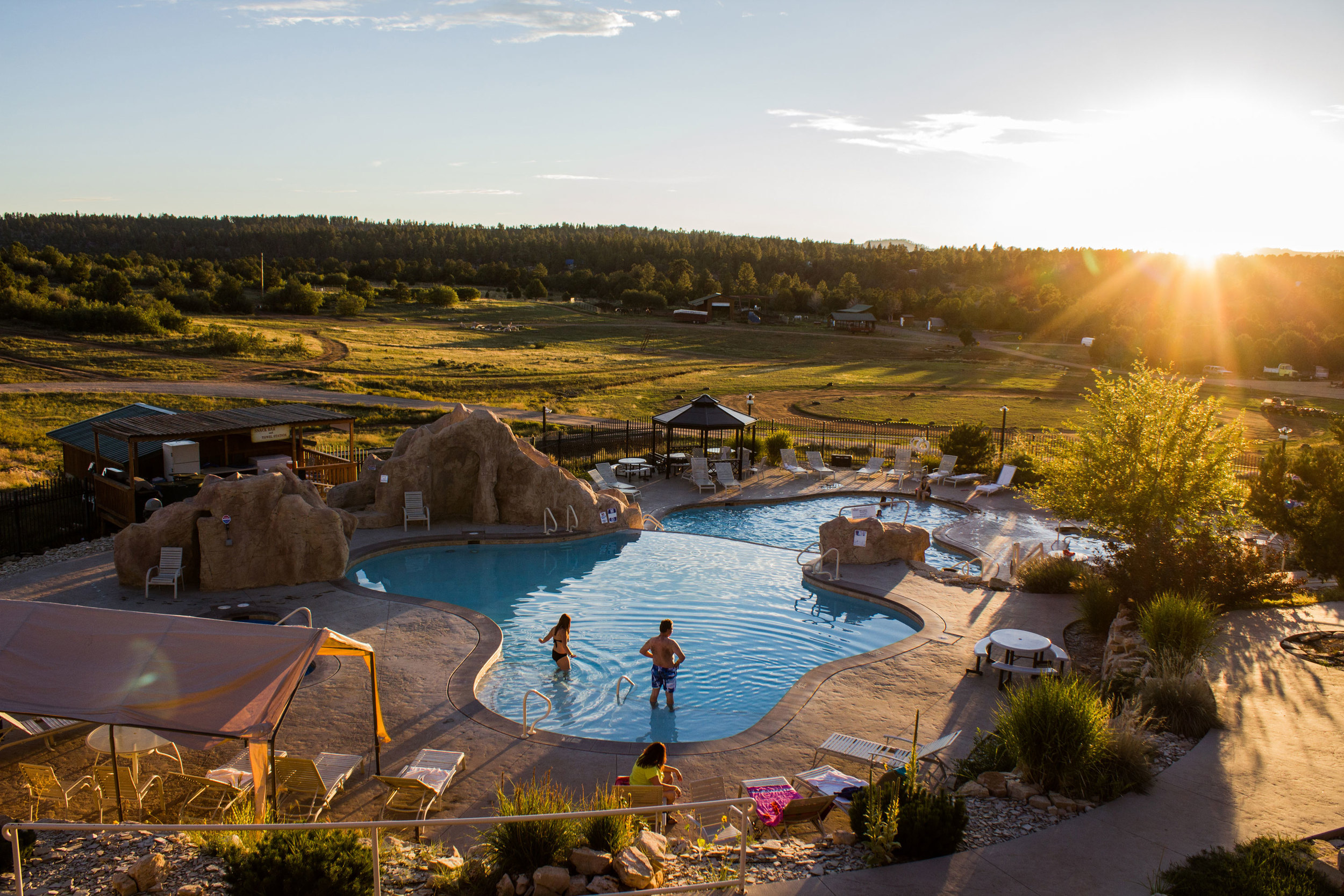 8/Zion Ponderosa Ranch Resort