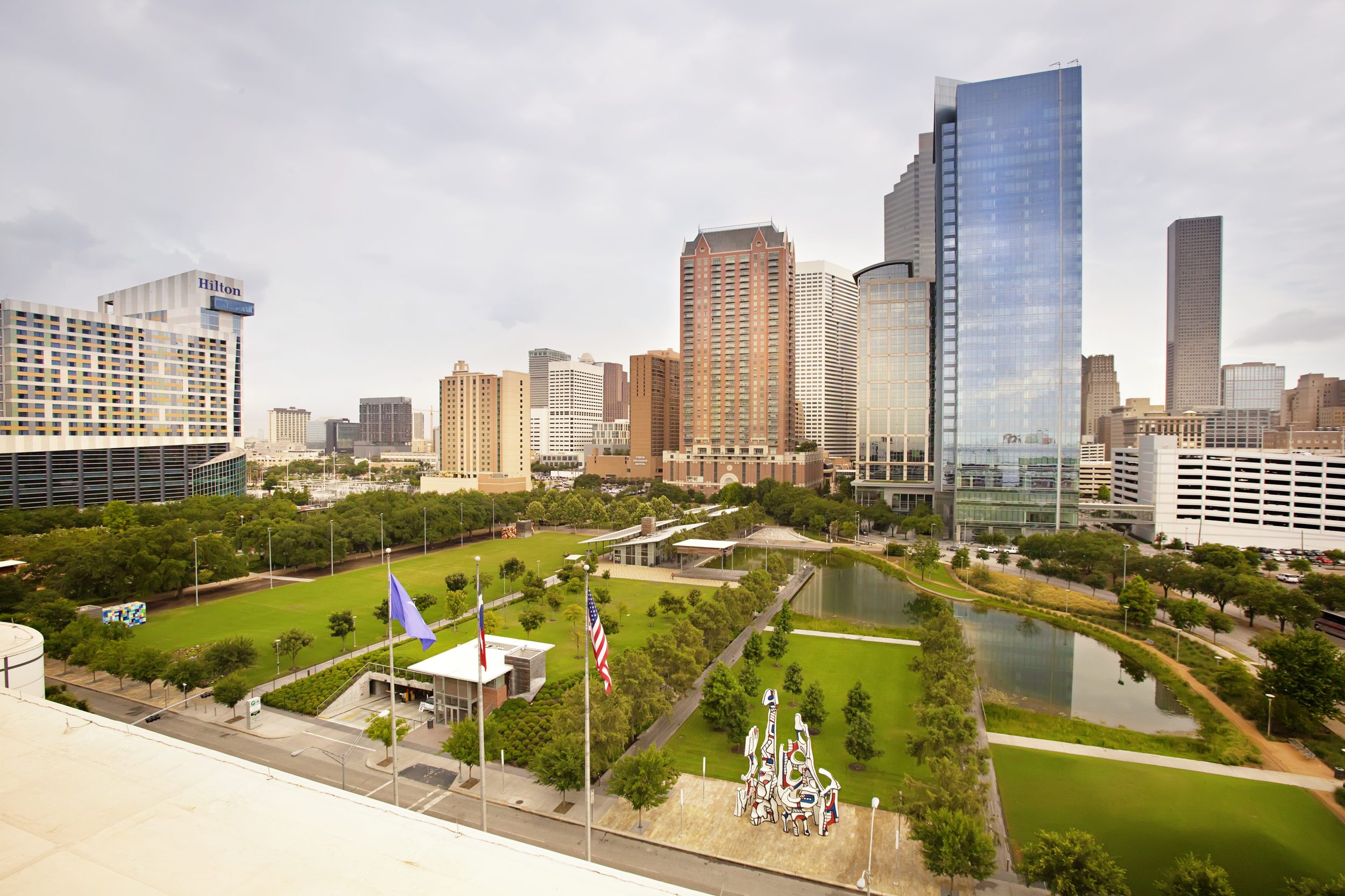 2/Discovery Green