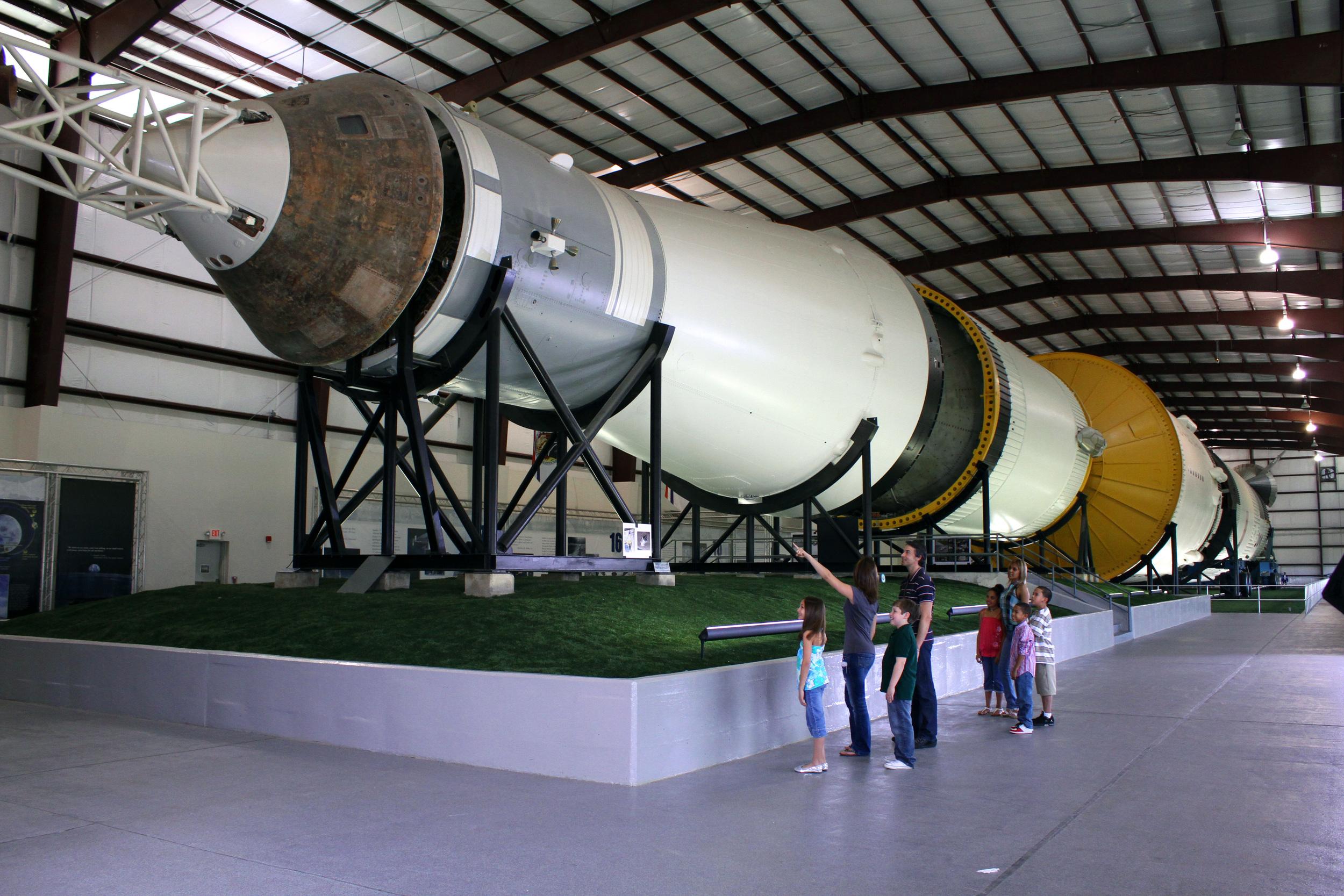 3/Space Center Houston