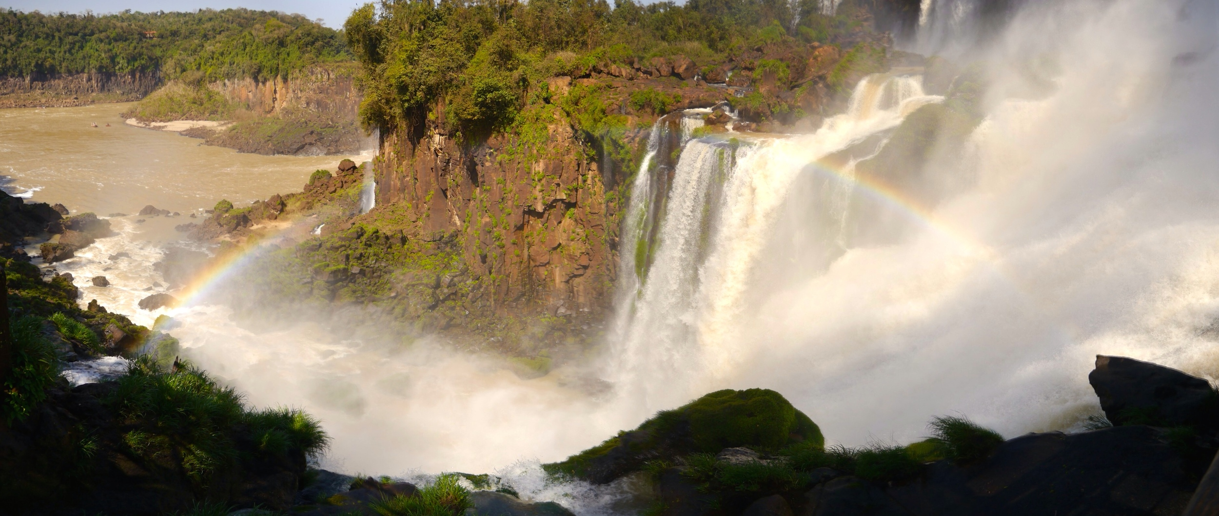 (3) On sunny days, vibrant rainbows appear around every bend at the waterfalls..JPG
