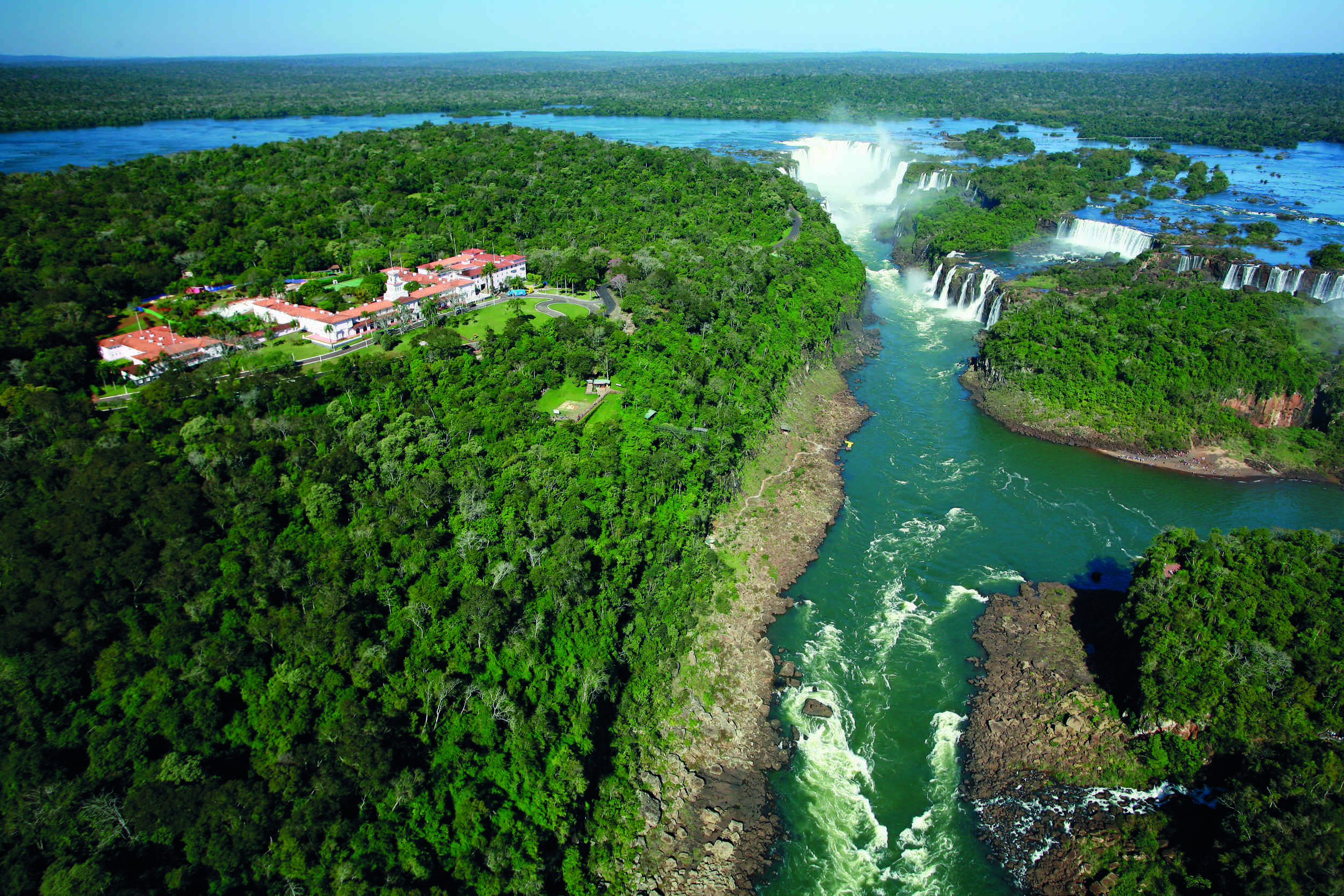 (2) Perfectly positioned inside Iguaçu National Park, Hotel das Cataratas is a five-star luxury resort with breathtaking views of the waterfalls. copy.jpg