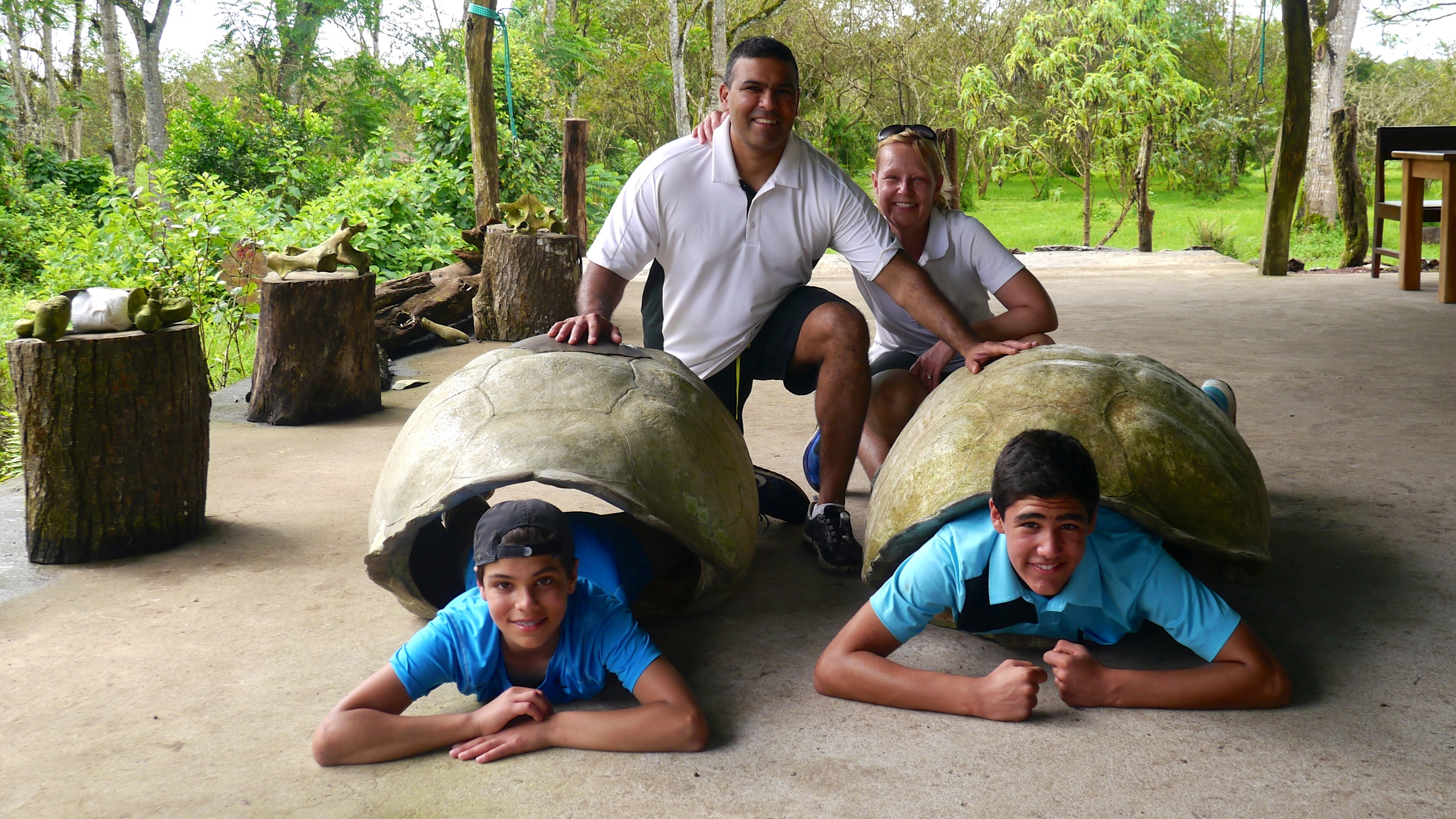 Day 7 (Giant Tortoise shells).JPG