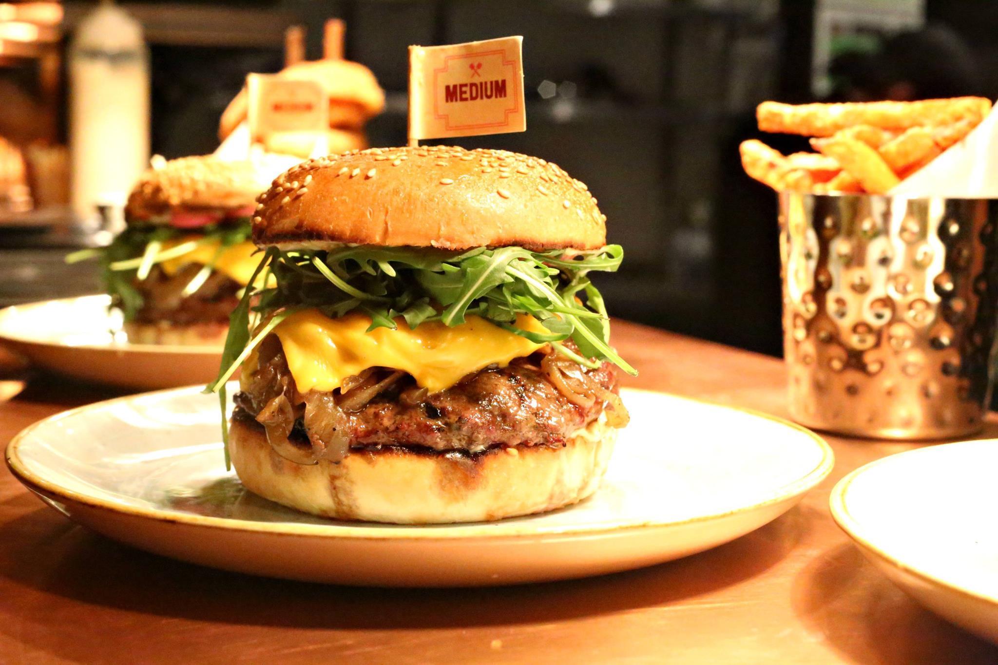 1/Gourmet Burger Kitchen