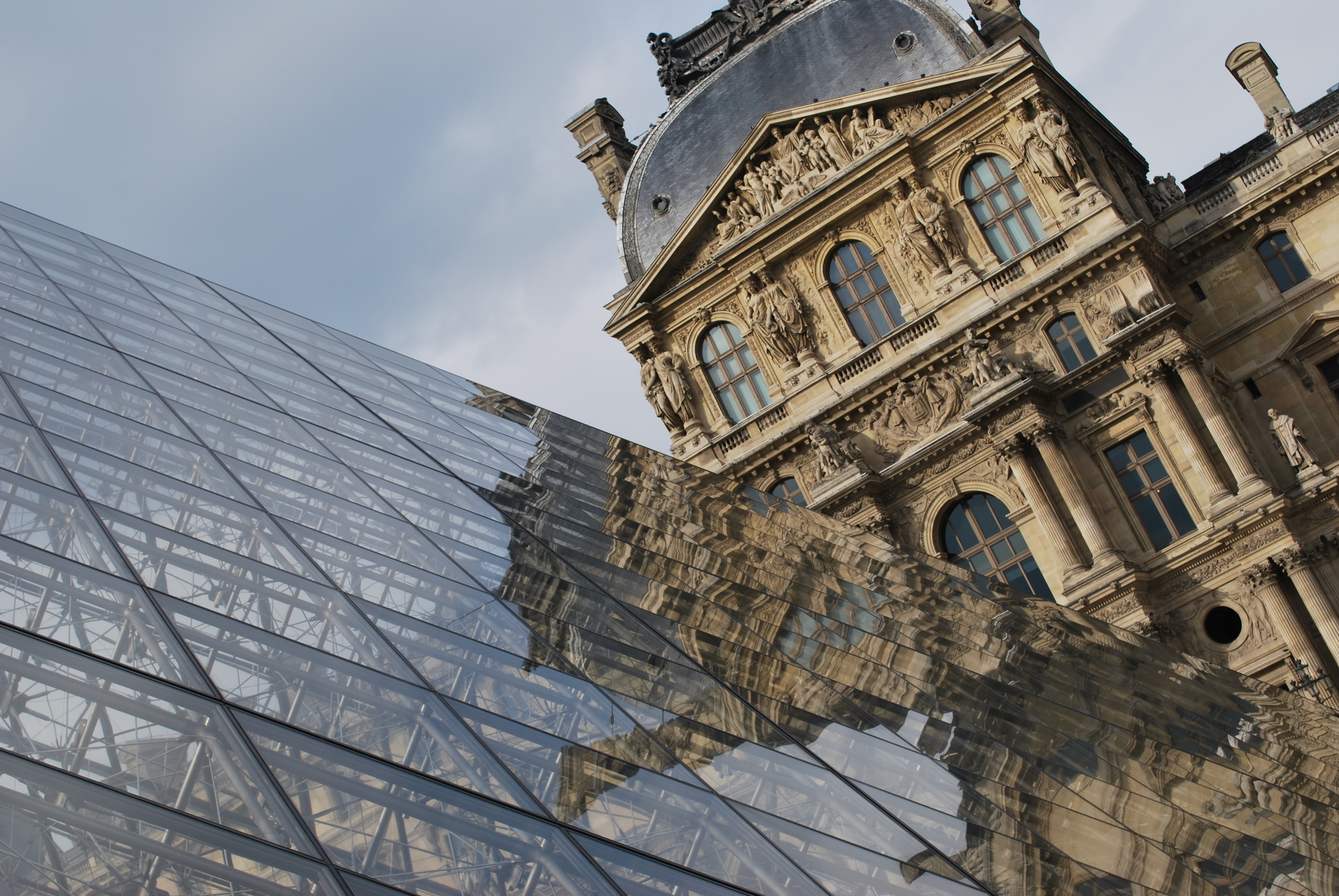 1/Take a private tour of The Louvre