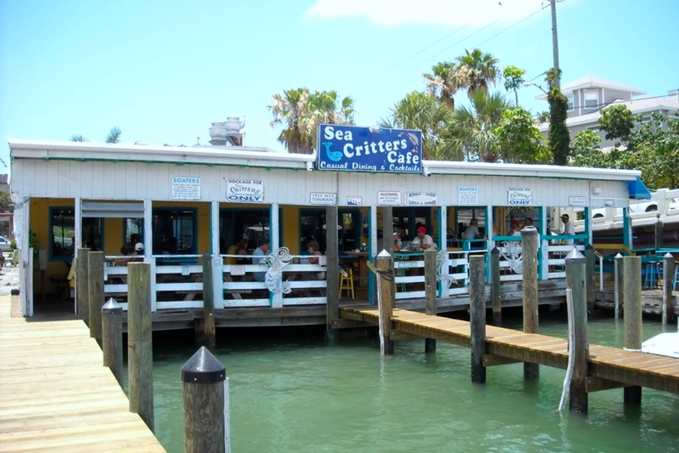 3/Sea Critters Café