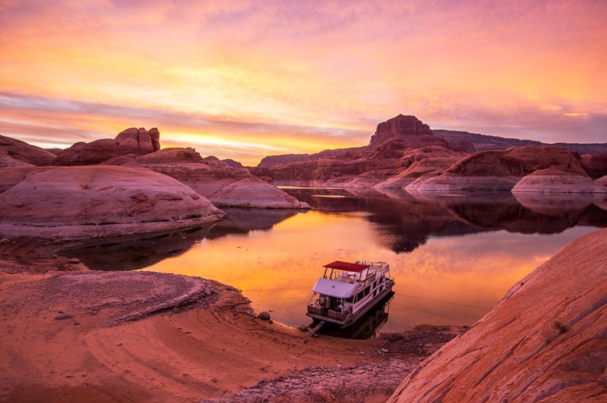 2/Lake Powell, Arizona-Utah