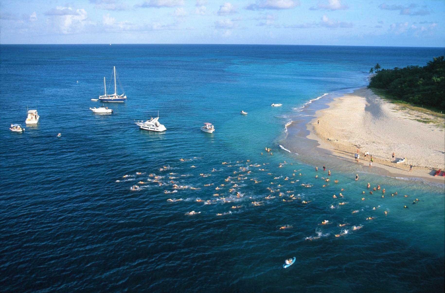 2/Snorkel along Buck Island