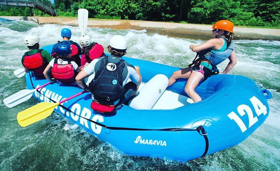 8/U.S. National Whitewater Center