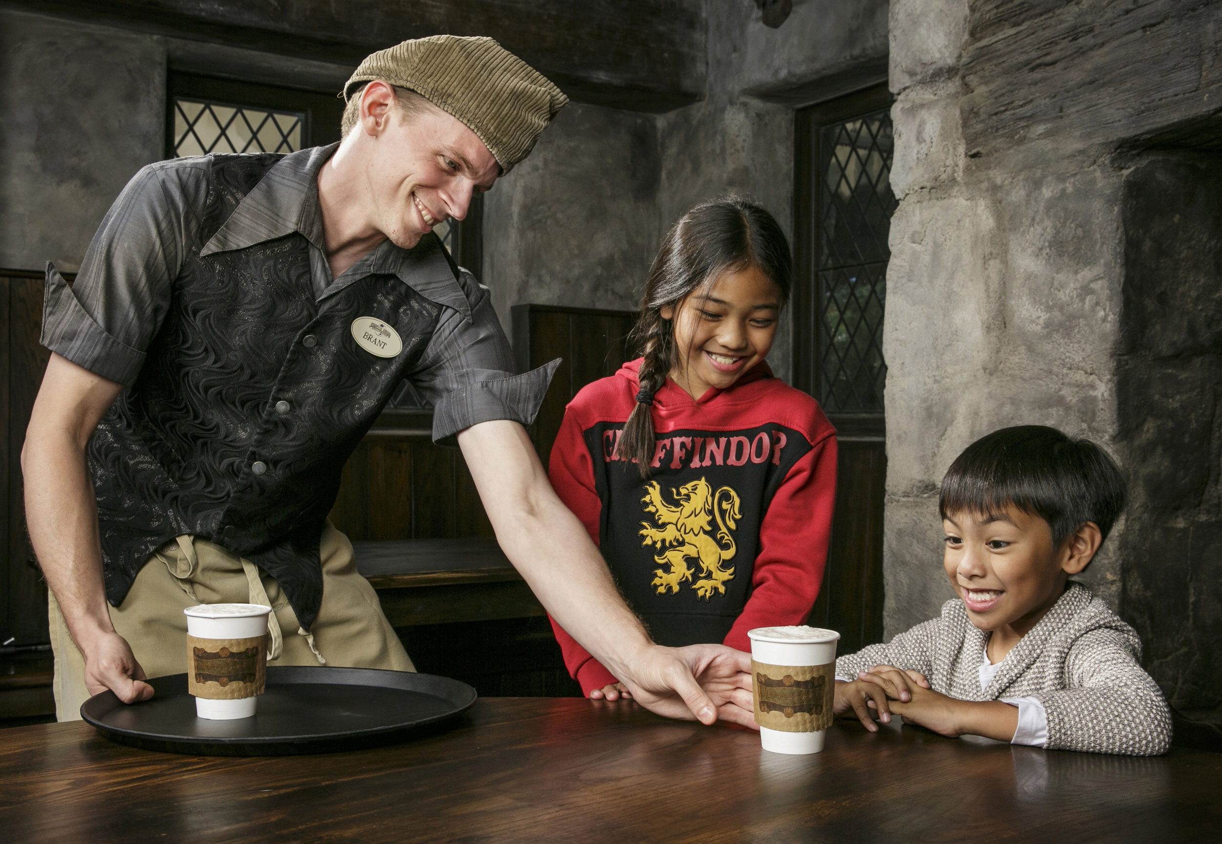 5/Hot butterbeer