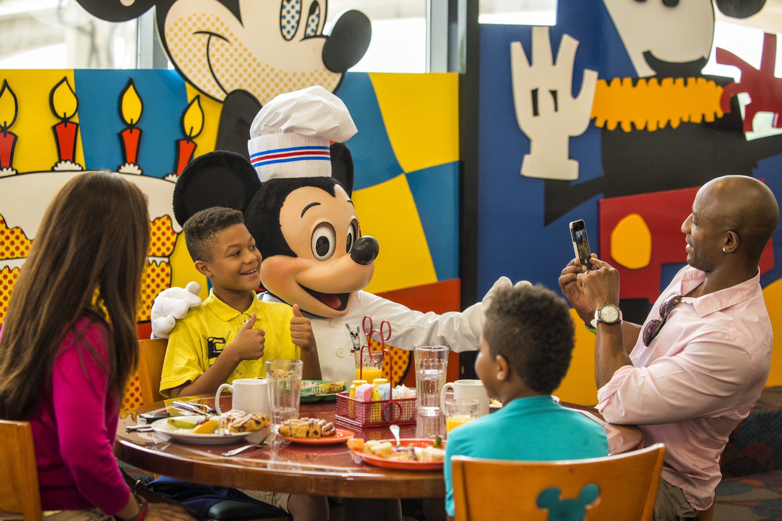 What is the Disney Dining Plan?