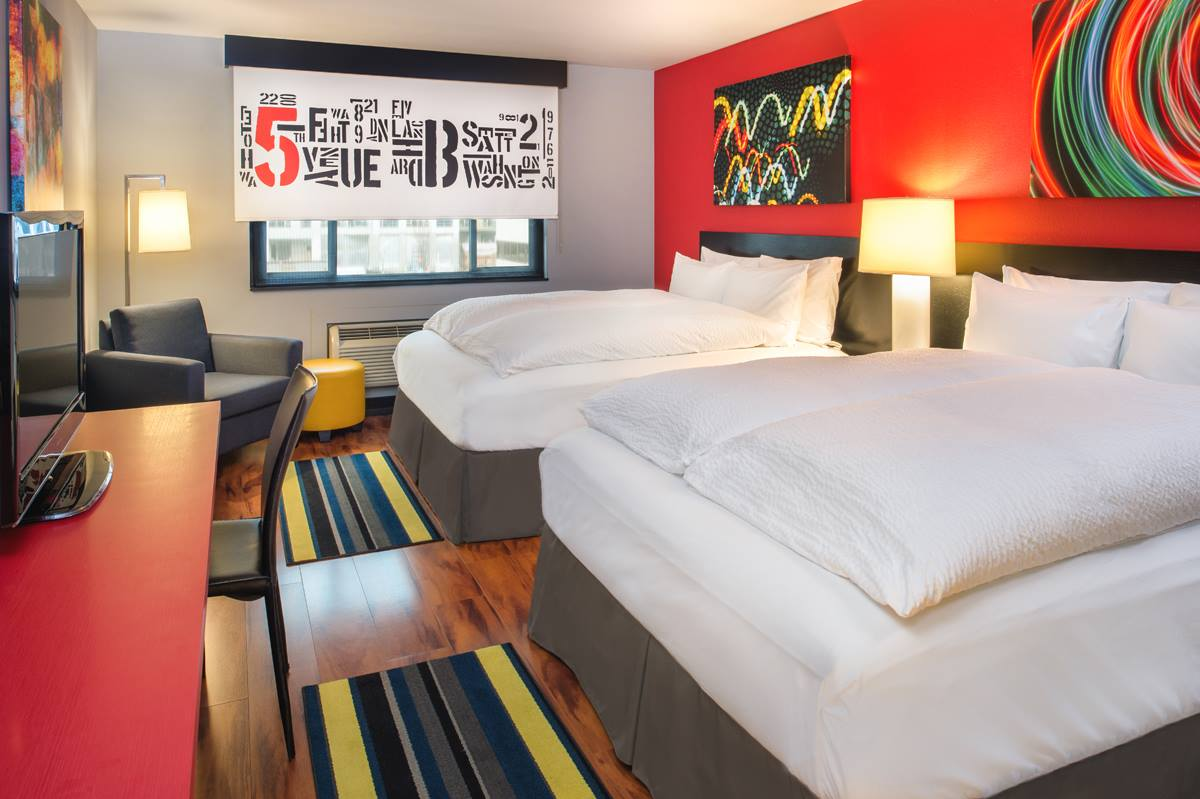 1/Hotel Five - A Staypineapple Hotel