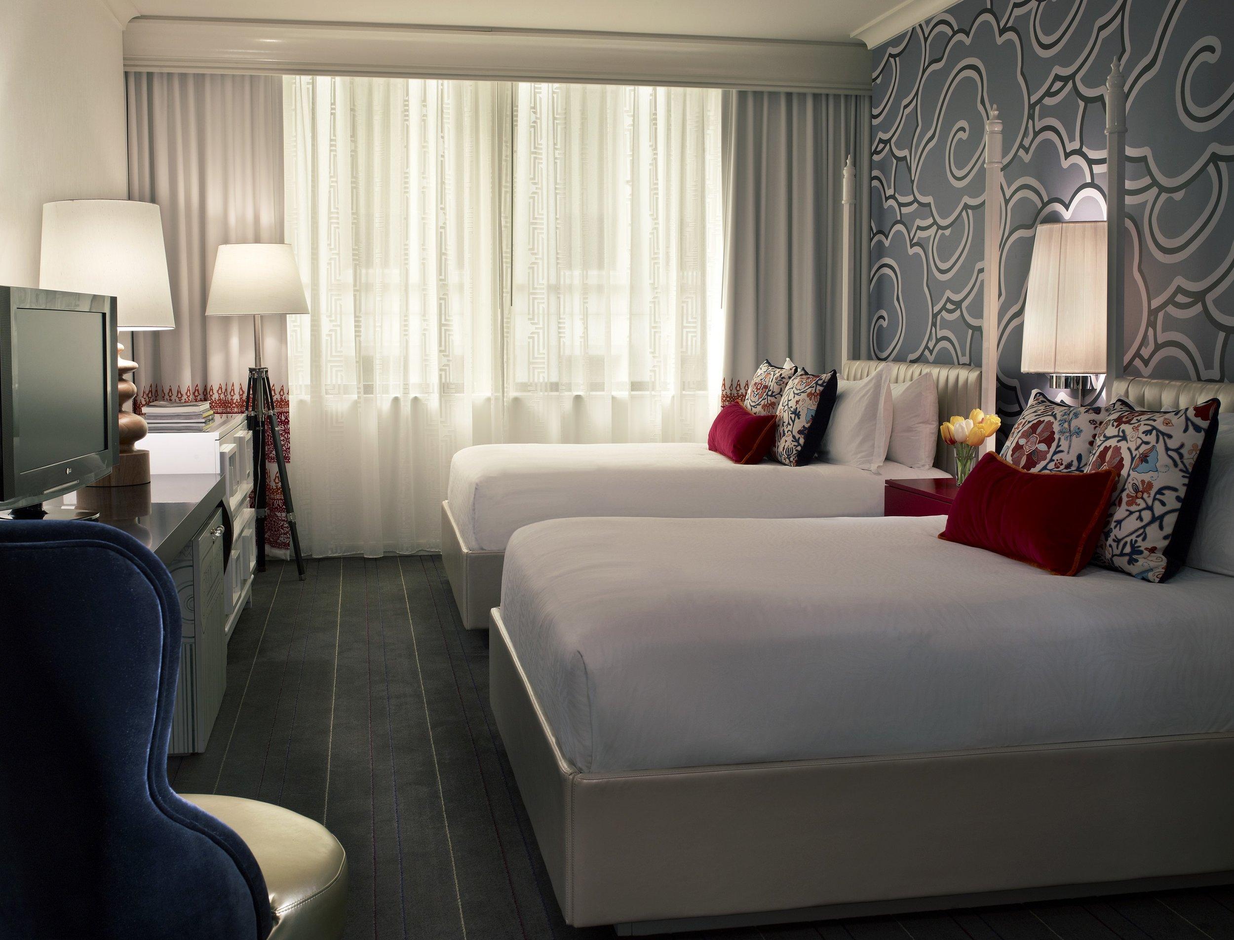 2/Kimpton Hotel Monaco Seattle