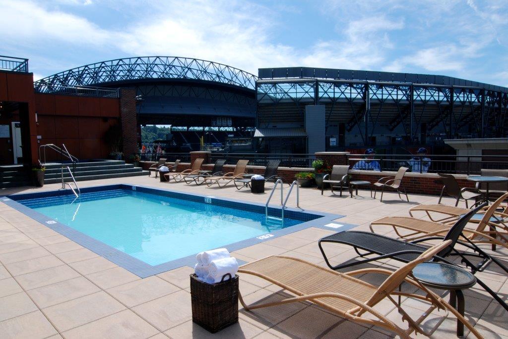 7/Silver Cloud Hotel Seattle - Stadium