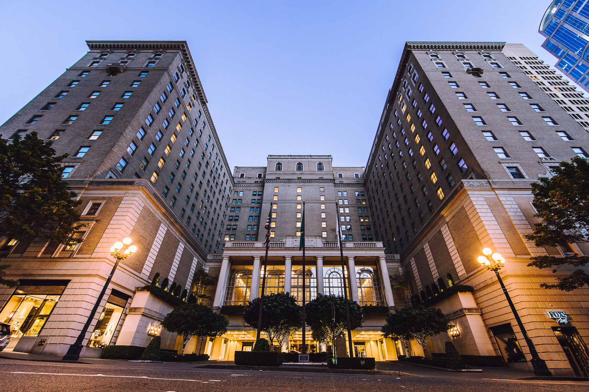 6/The Fairmont Olympic Hotel
