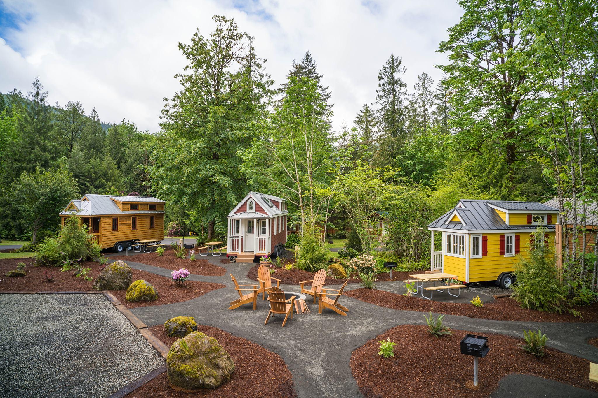 7/Mt. Hood Tiny House Village