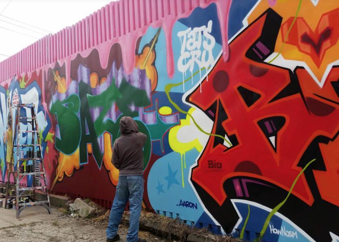 5/Graffiti Tour