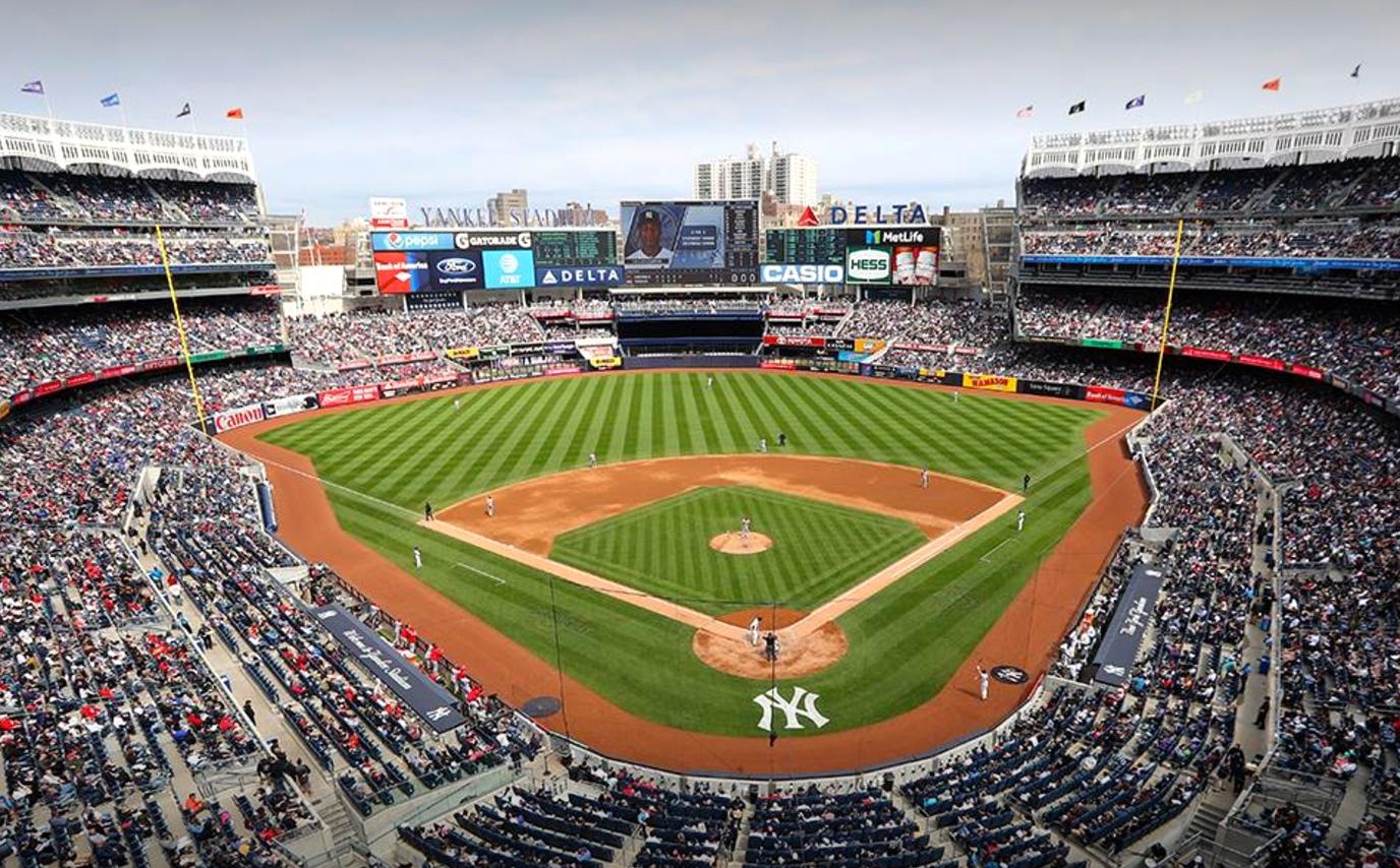 8/Yankee Stadium Tour