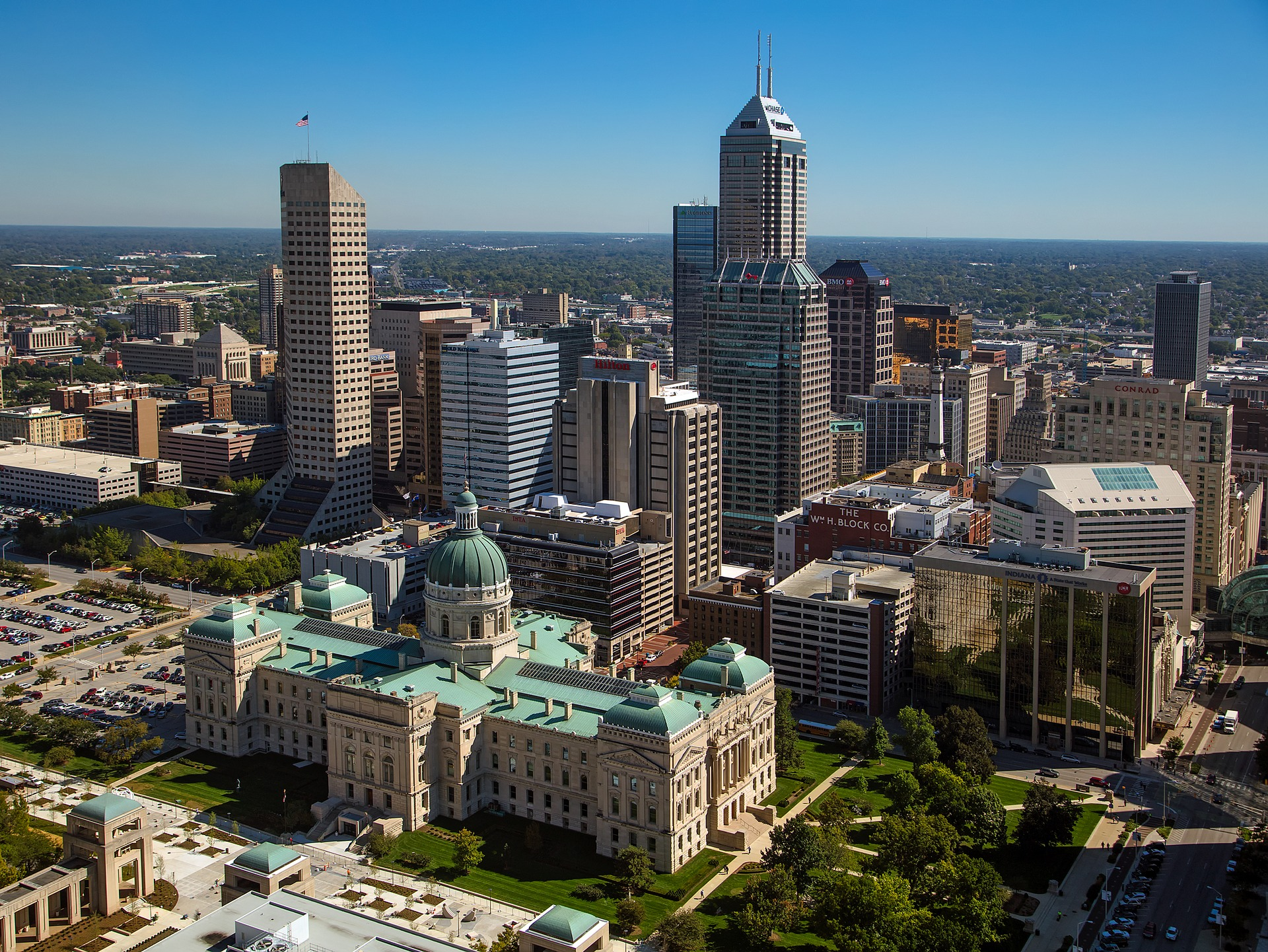 4/Indianapolis, Indiana