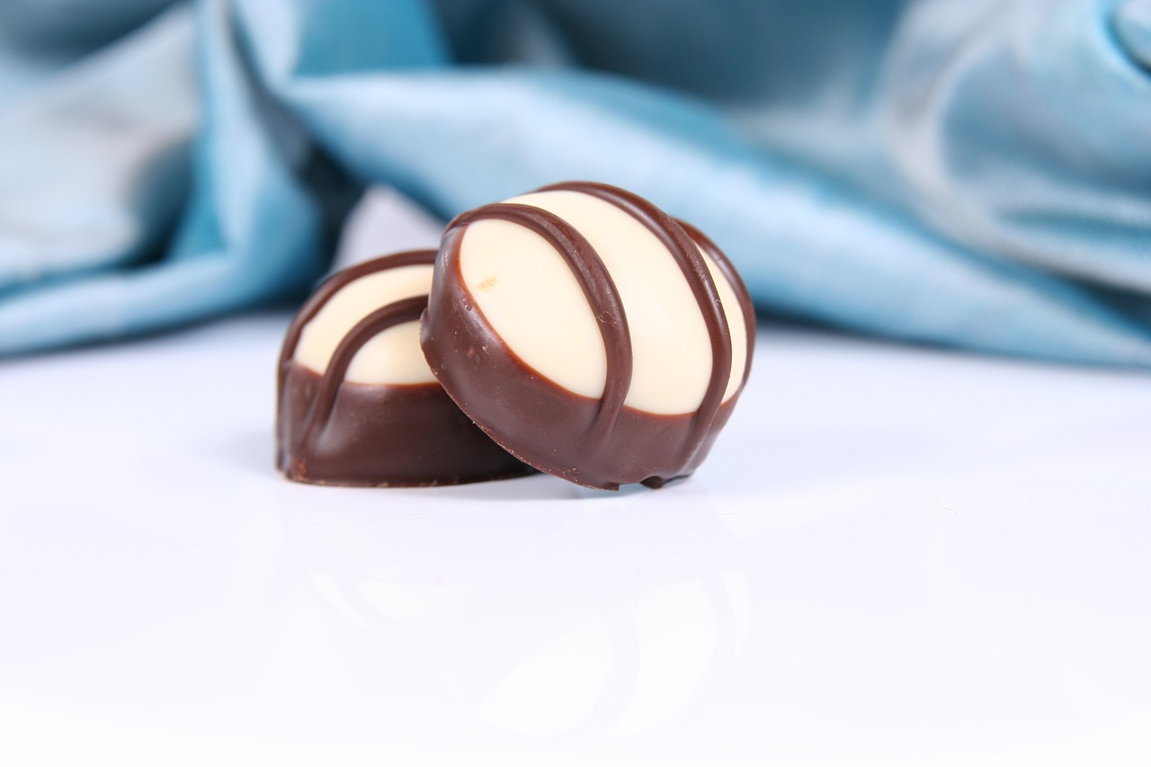 8/Chocolates are often left in your room each night