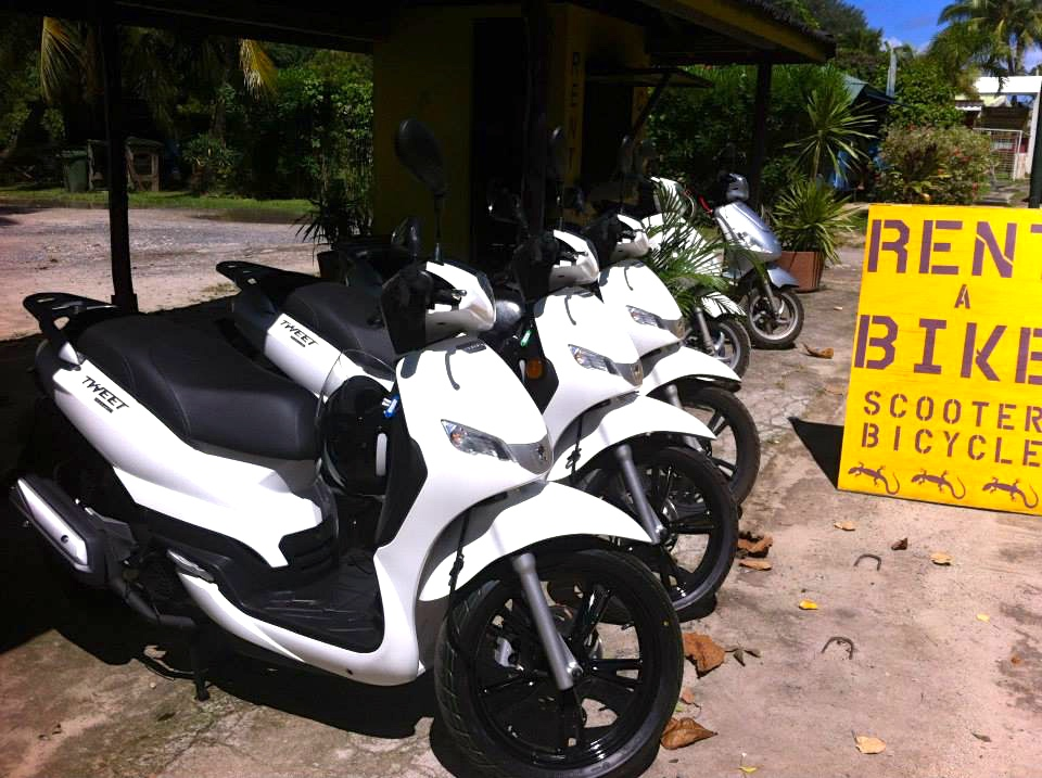 10/Renting a scooter