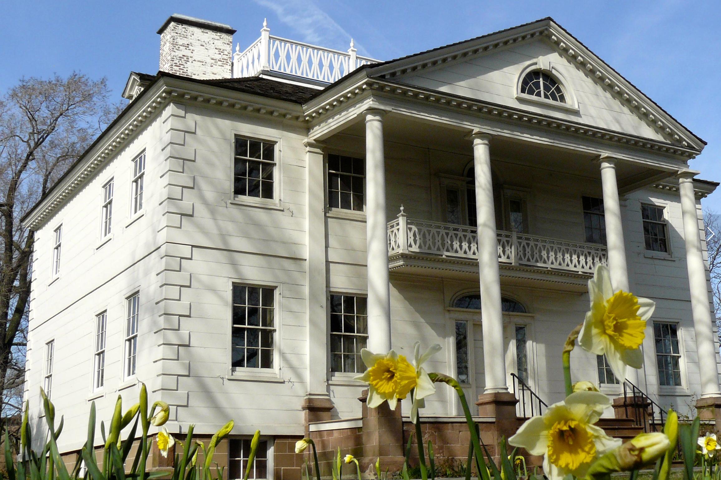 7/Morris-Jumel Mansion