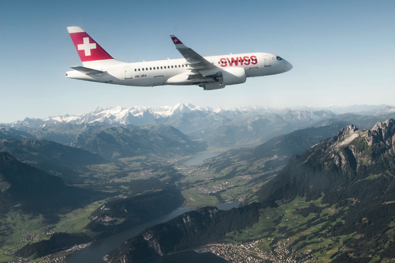 Photo courtesy: Swiss Air Lines