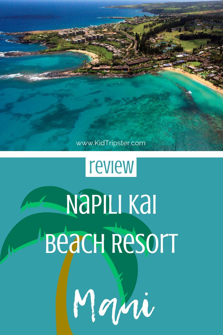 Family vacation at Napili Kai Beach Resort on Maui