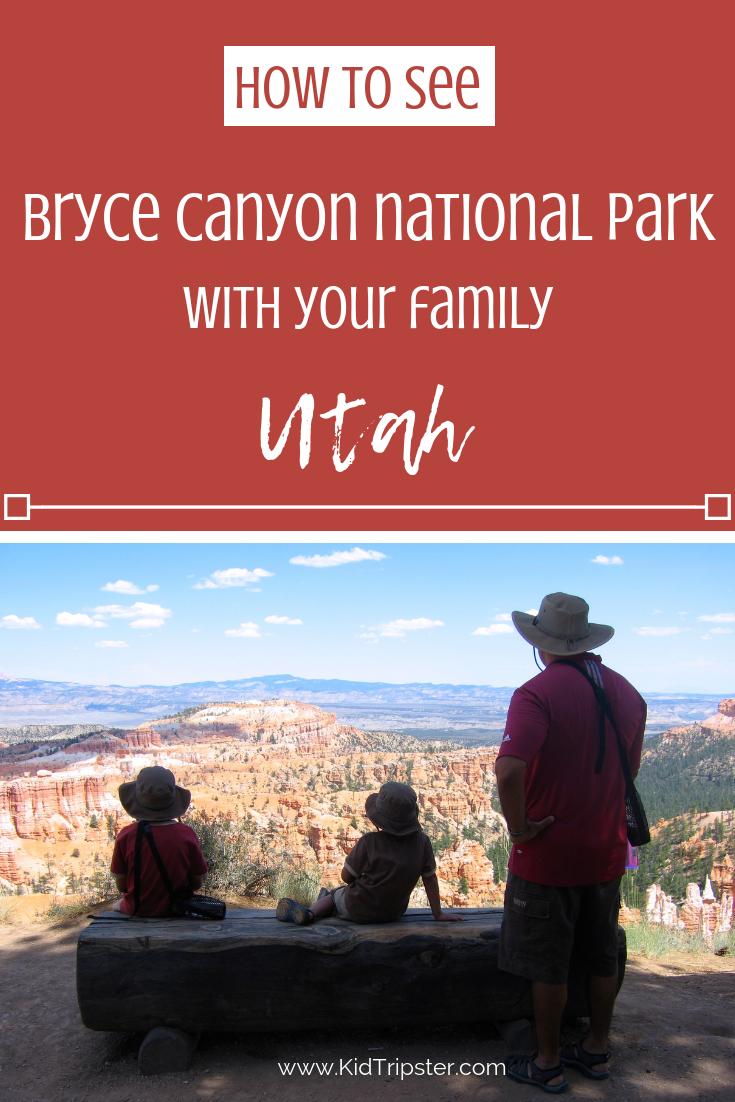 Family vacation to Bryce Canyon National Park, Utah