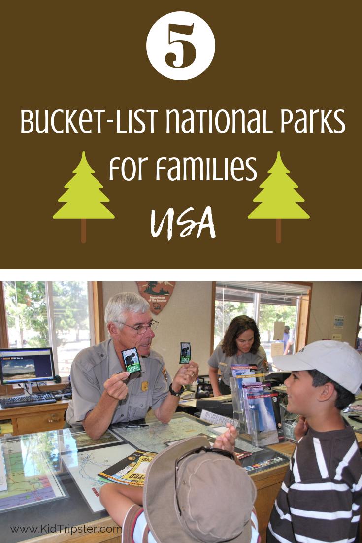 Bucket-list national parks