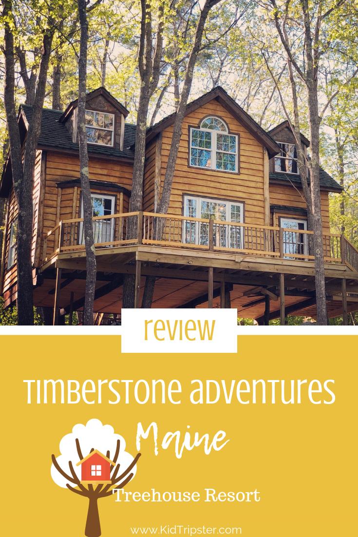 TimberStone Adventures Maine