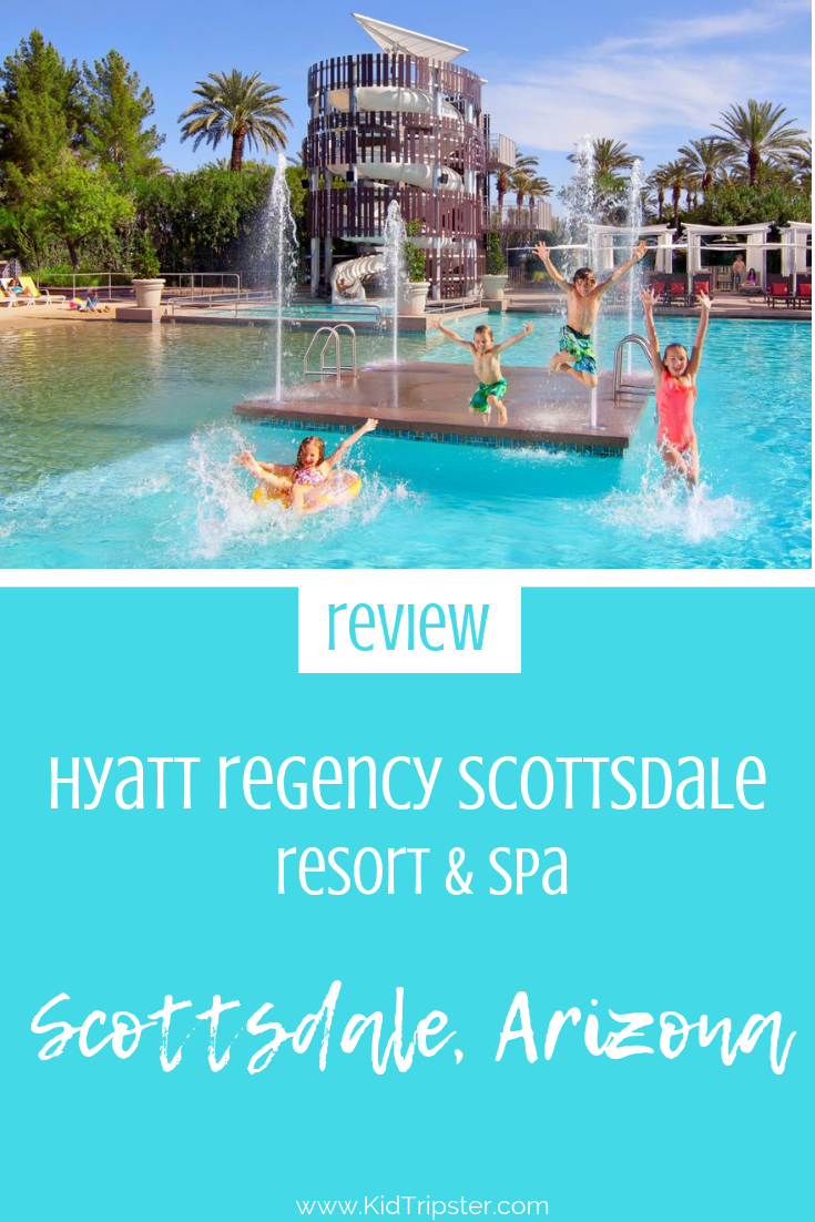 Hyatt Regency Scottdale Resort & Spa Arizona