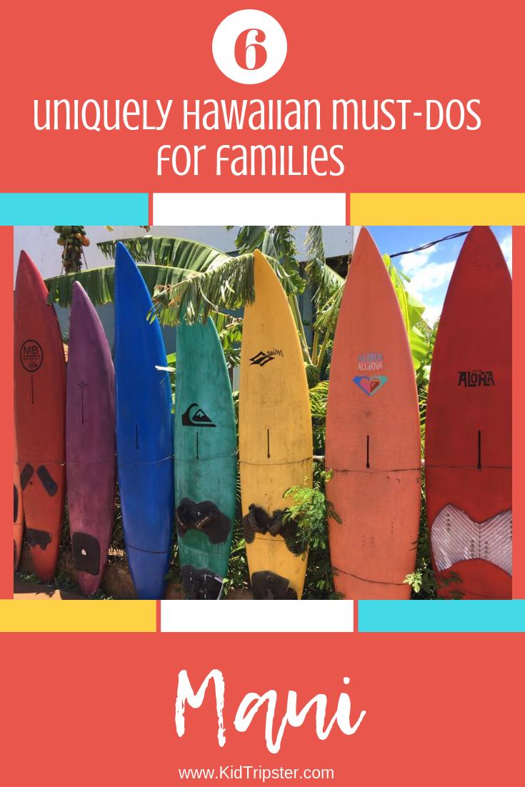 Uniquely Hawaiian things to do on Maui