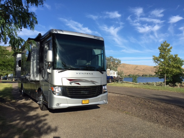 RV College Road Trip