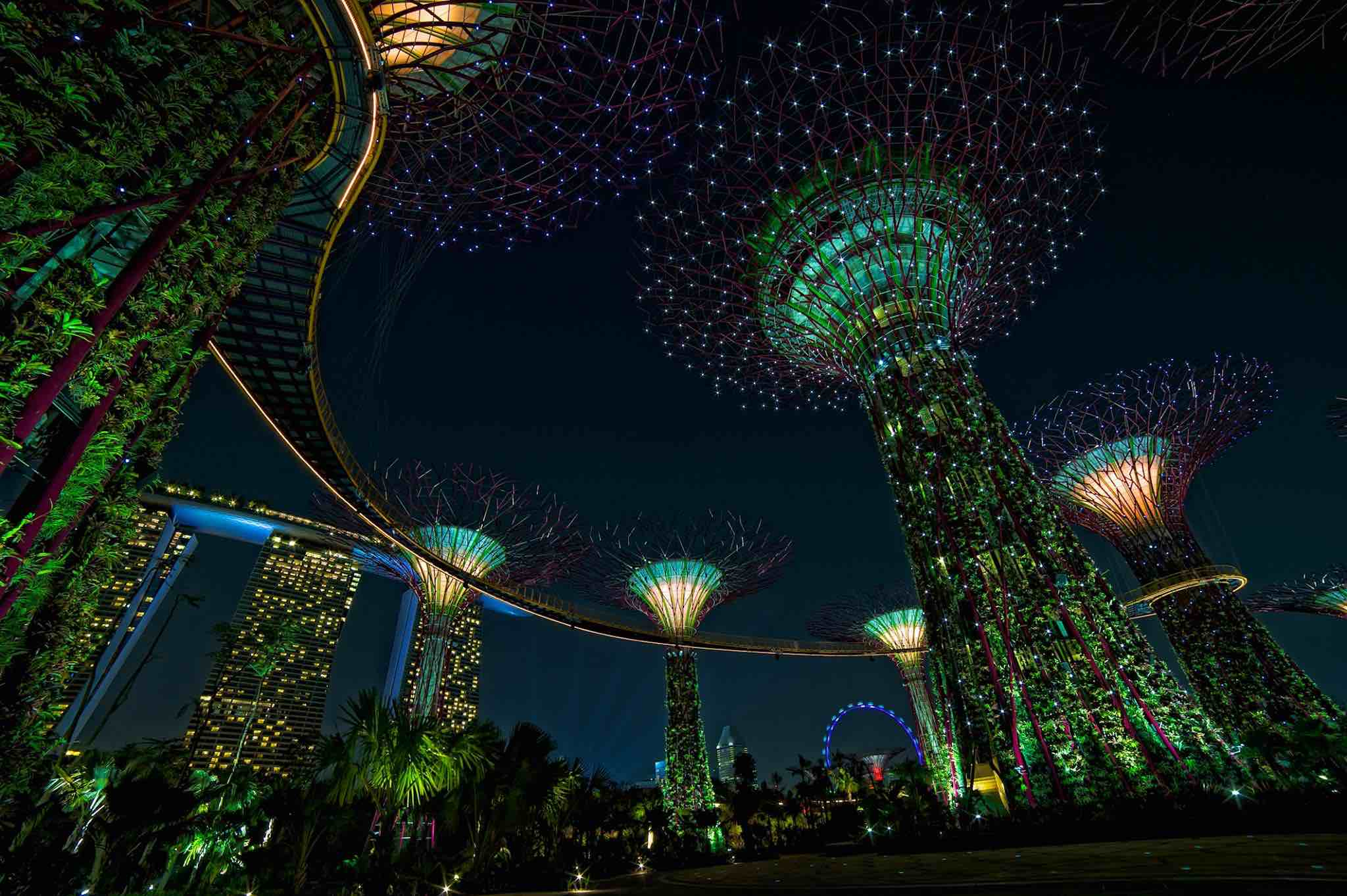 1/Gardens by the Bay