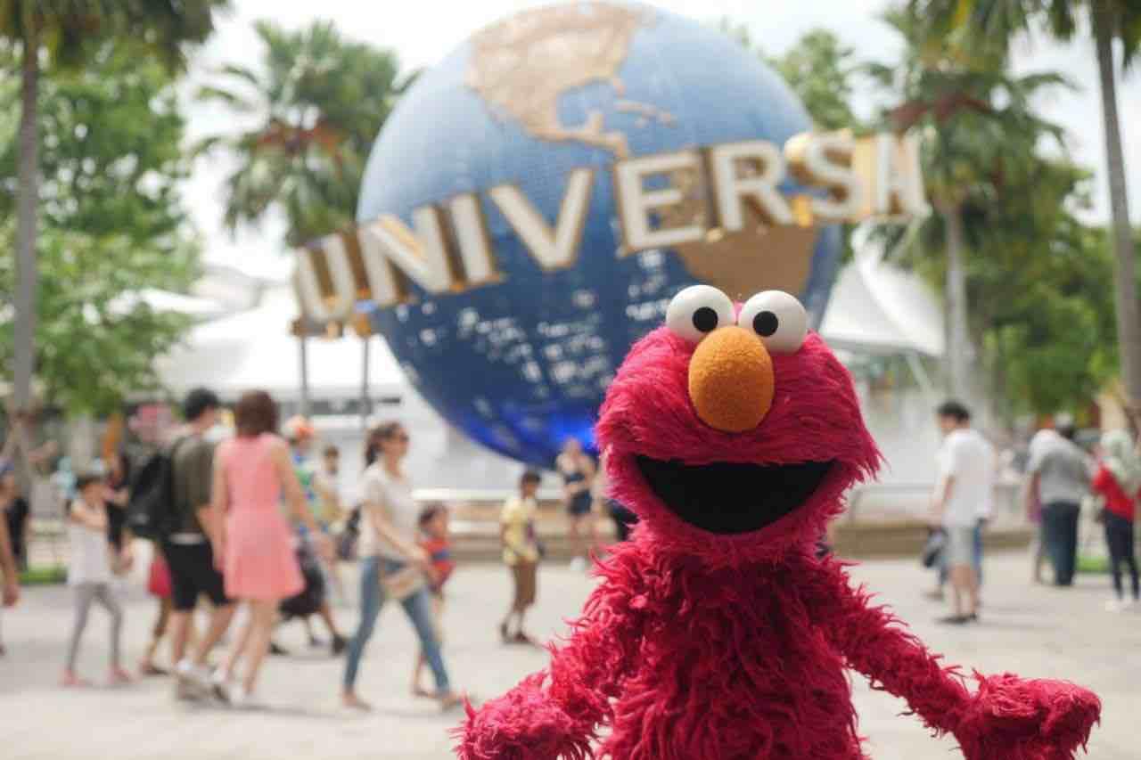 8/Universal Studios Singapore