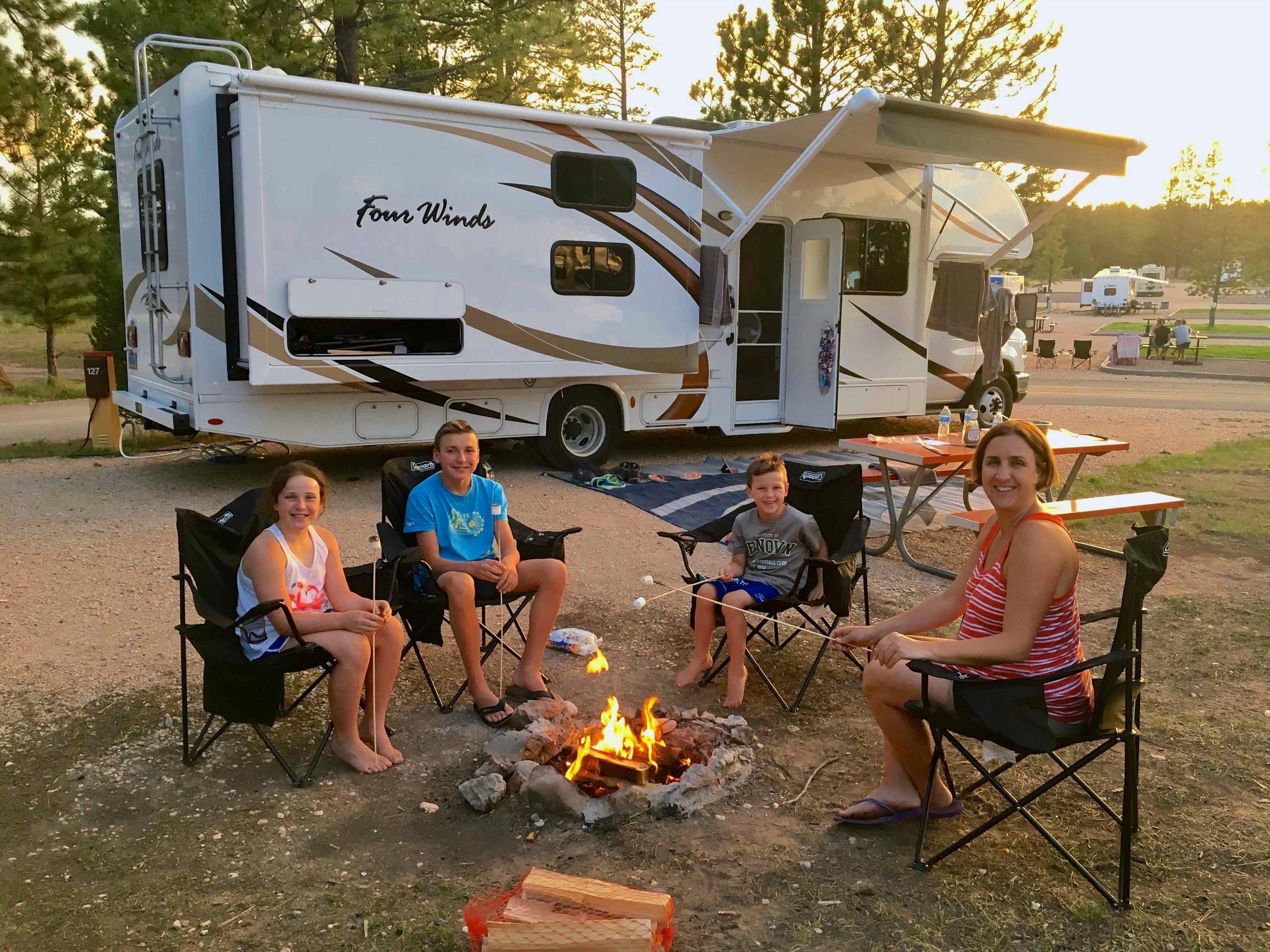 0:Hero-RV with family, campfire.jpg