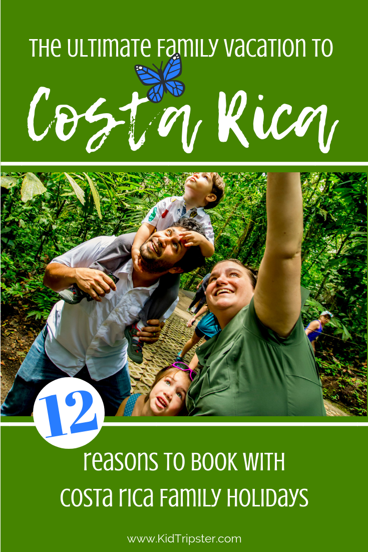 Family vacation to Costa Rica