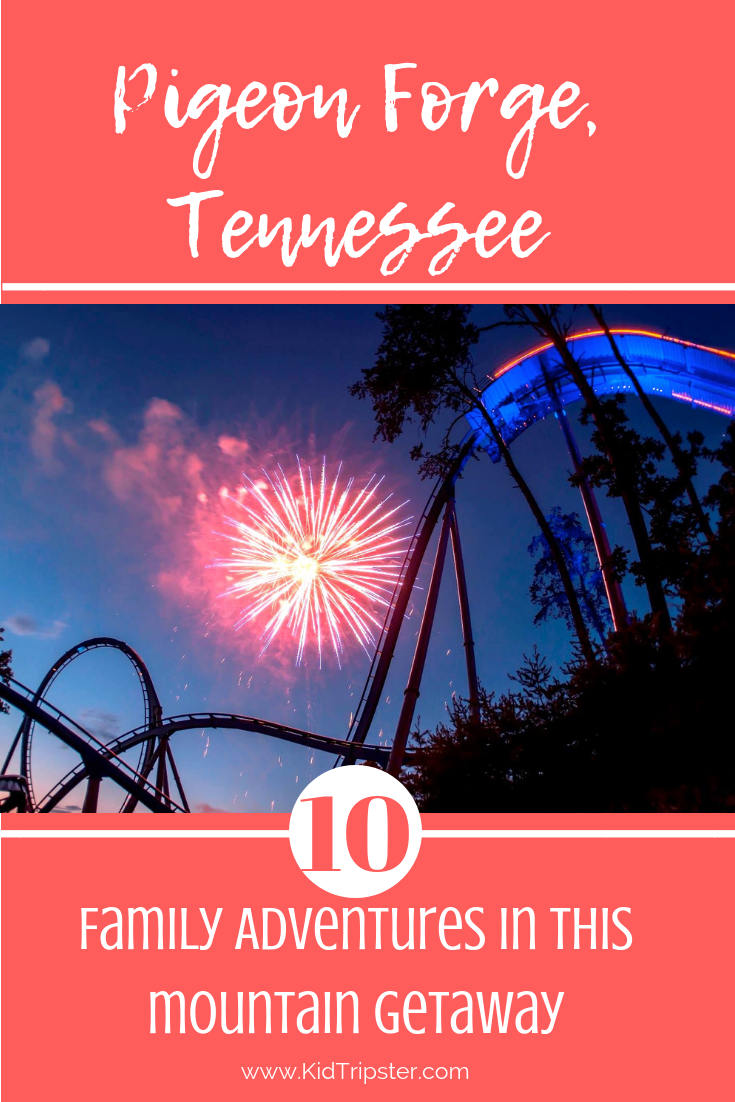 Family vacation to Pigeon Forge, Tennessee
