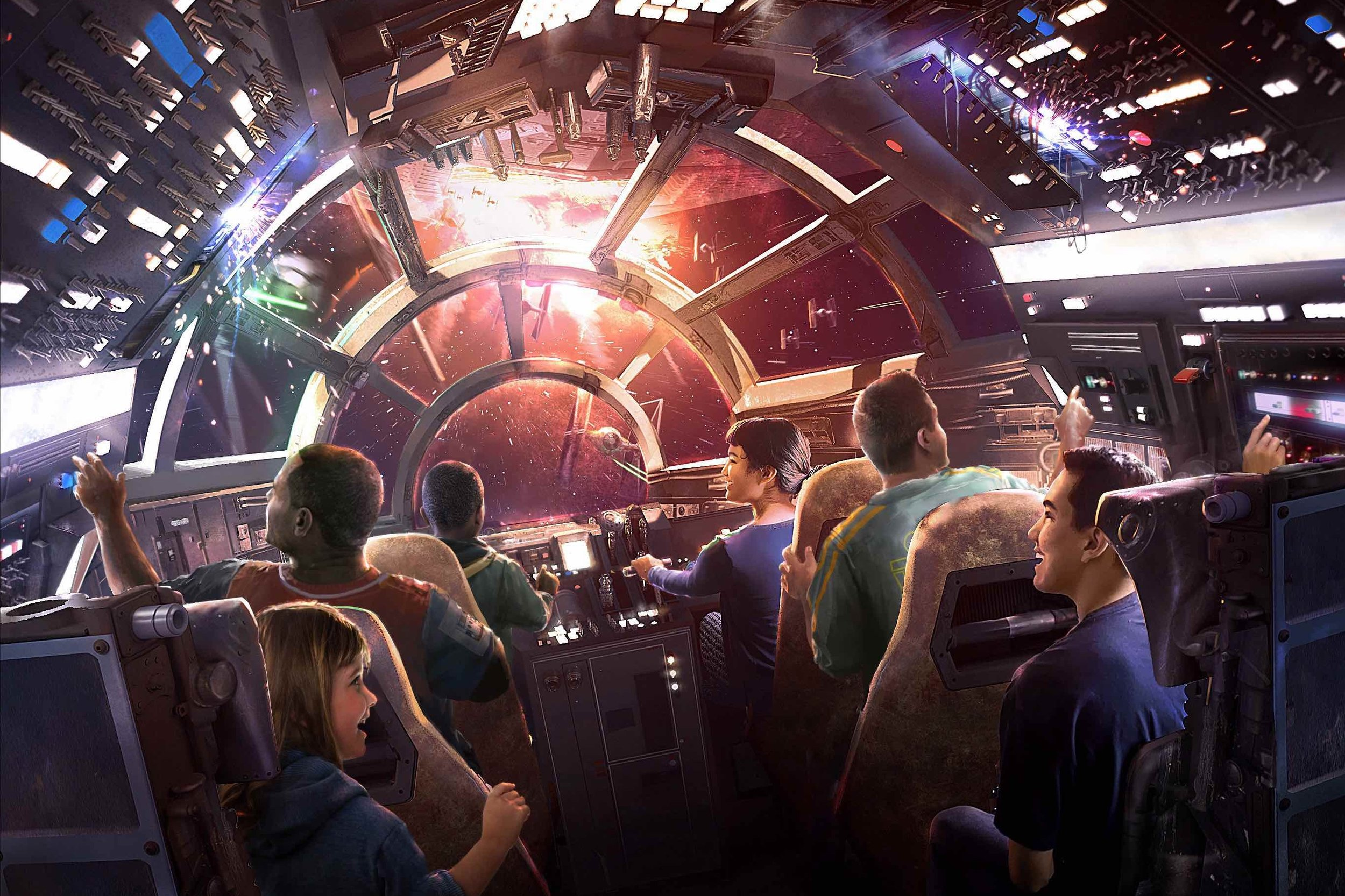 1/Star Wars: Galaxy's Edge
